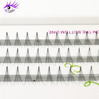 aa05781e3e1 Russian Blink Flat Mink Volume Lash Extension - Buy Flat Eyelash ...