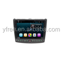 car dvd player for lexus is250 Android with GPS auto 2 double din radio audio central multimedia stereo