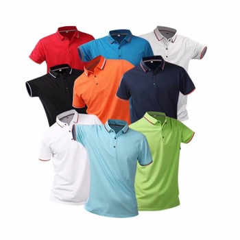 YS07 2018 New Design Design Your Own Logo Man Polo Shirt