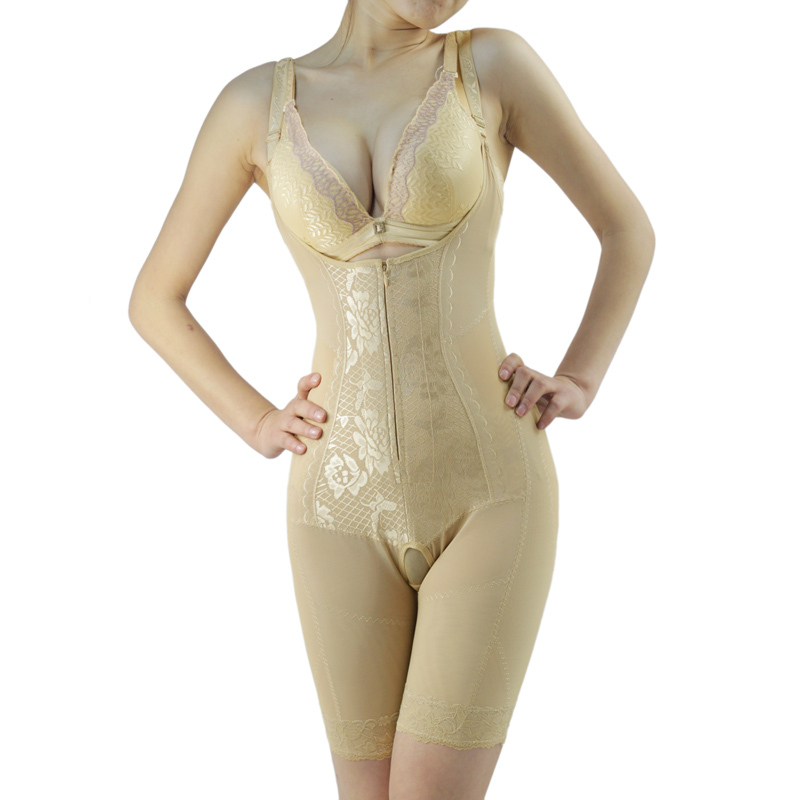 6472247bbe9ab Buy Drawing butt-lifting abdomen slimming clothes fat burning beauty care  shaper bodysuit underwear slimming underwear in Cheap Price on m.alibaba.com