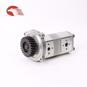made in china double condensate submersible bull gear pump