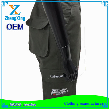 Checp Price Mens High Quality Cargo Pants To Shorts By Zis Mens ...