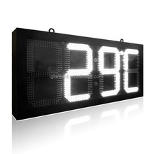 3/4/6/9 digits led display led time and temperature signs stop watch!!!!!!!!!