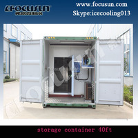 cold storage container 40ft