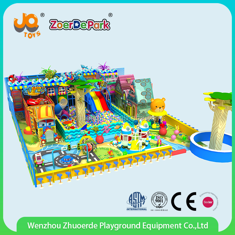 happy ocean theme kids indoor playground ,indoor playground for kids