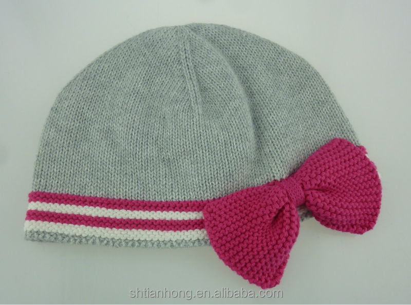 new fashion winter baby cap