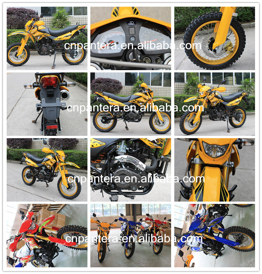 Off Road 250cc Cheap 4 Stroke China Sport Motorcycle