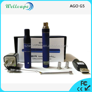 Best selling wax dry herb e cigarette herbal vaporizer sex ago