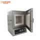 price of kejia 1200C muffle Ceramic pottery furnace kiln for ceramic totles sintering