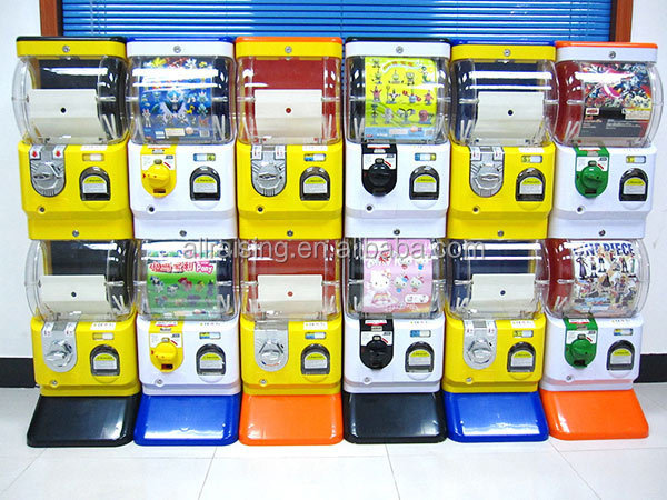 vending machine capsule toys