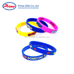 High Quality Hot Sale Silicone Bracelet Wrist Bands Custom Silicon Wristband
