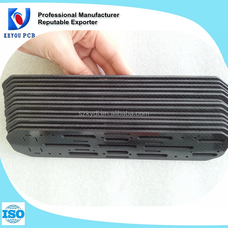 China OEM/ODM cheapest High quality 3K carbon fiber plate Sheet 1mm 2mm 3mm 4mm 5mm