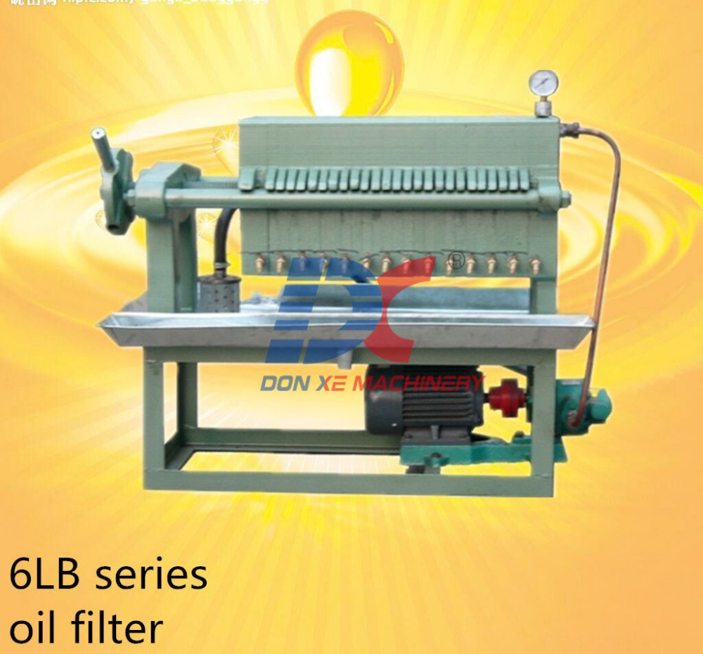 Healthy cooking oil filter equipment/crude oil filter machine price