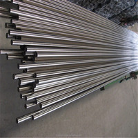 China Foshan Factory 304 Stainless Steel Welded And Seamless Pipe Price Per Meter