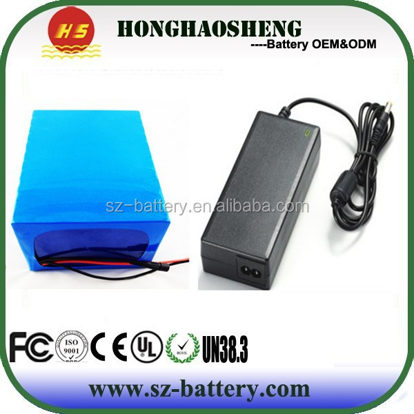 electric solowheel 25.9v 10Ah rechargeable battery pack