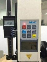 Terminal Pulling Force Tester HL-500N For Measuring Forces Of Crimping Connections