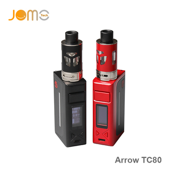 Best Quality Arrow Tc 80 E-cigarette Colorful Vape Mod 80w Cigarettes  Electronic Mod Cheap Vape Mods - Buy Rainbow Smoke Cigarettes,Glass Crack