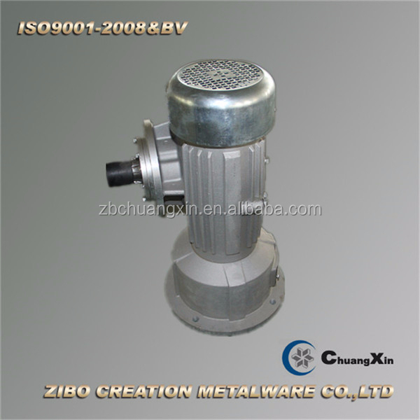 TCW125 gravity cast aluminum made in china pulley speed reducer