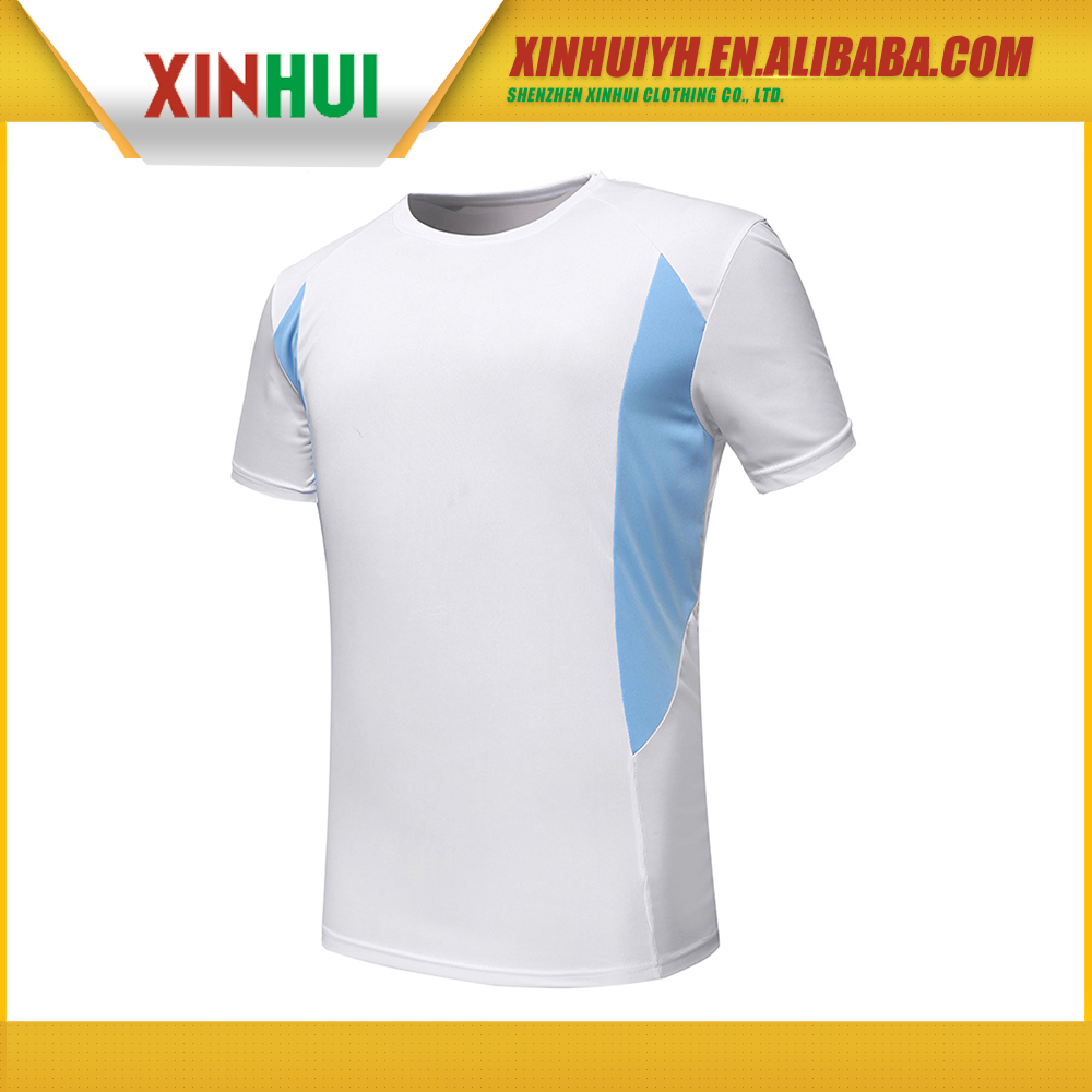 Wholesale men 39 s short sleeve oem service pima cotton plain for American apparel plain t shirts bulk