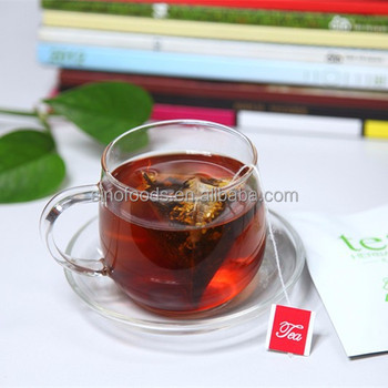 Factory wholesale orange blossom water flower Osmanthus puer tea