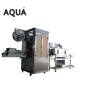 Good quality PET shrink sleeve labeling machine / lable applicator
