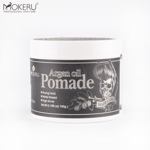 Top quality extreme hair gel Private label cosmetics hair styling gel for men