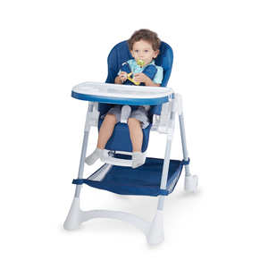 Best selling wholesale safe plastic children kid infant feeding foldable baby high chair