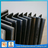 Q235 Q345 SS400 ms prime low price black high tensile constructional metal angle bar