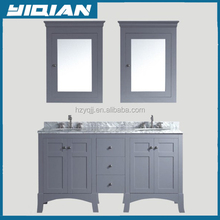 China factory wholesale price vanities classic modular bathroom cabinet