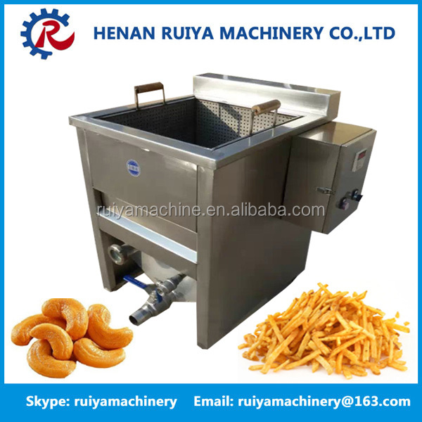 2016 functional electric chip deep fryer 110v