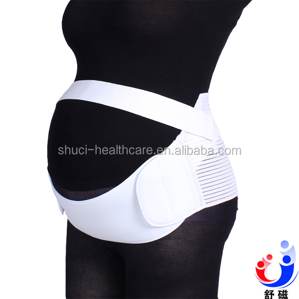 Factory Maternity Wear Pregnancy Belly Band / Maternity Support Belt / Back Brace Pregnancy Belly Belt