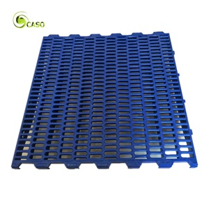 Livestock Farm Farrowing Gestation Crate Plastic Sheep Slats Floor Pig Nursery Pen Flooring