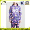 High quality colorful wholesale custom sublimated hoodies