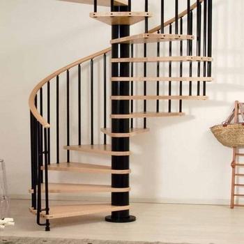 Ahorrar Espacio Diseño Escaleras Interior/escalera De Caracol - Buy ...
