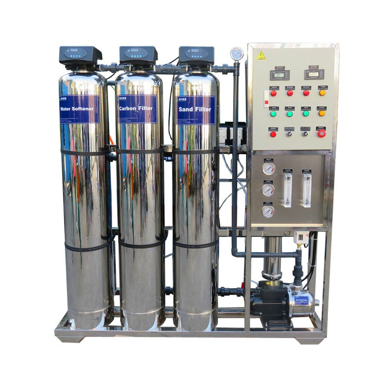 400 GPD RO Membrane Filter for Large-scale Commercial Water Treatment Desalting