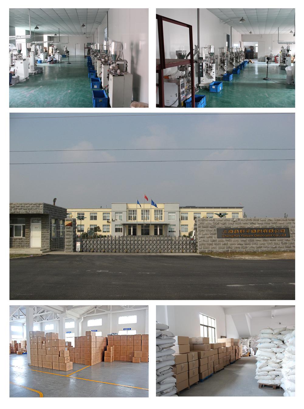 High Quality Humi Dri White Silica Gel Drying Agent