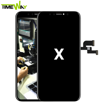Preço de fábrica 11 screen display LCD do telefone móvel para o iphone para o iphone X digitador assembléia