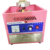 Small Flower Cotton Candy Floss Vending Machine Dome Maker