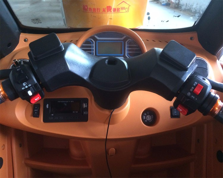 china 2 sitze passagier dreirad 3 rad roller mit kabine. Black Bedroom Furniture Sets. Home Design Ideas