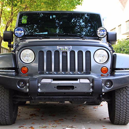 Stile Paraurti Anteriore Per Jeep Wrangler AEV JK-Paraurti