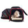 Wholesale Factory price Deluxe Cute and plush Dog Bed dog pet carrier