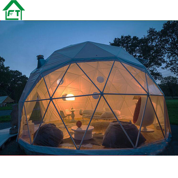 Outdoor Dome Round Tent Camping House Terrace Tent With ...