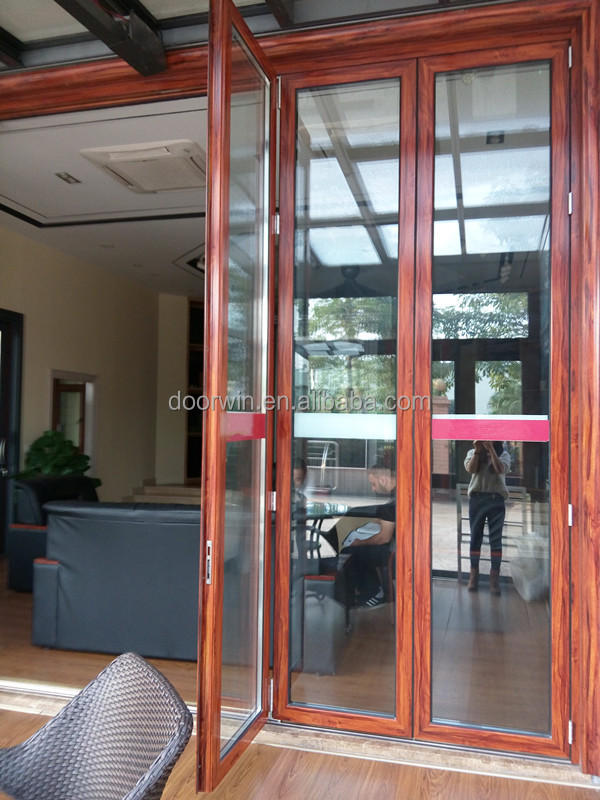 Temporary Folding Door Aluminium Folding Sliding Door System Buy