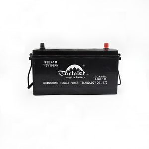 12v 105ah car battery mf rechargeable lead acid battery auto 12v battery