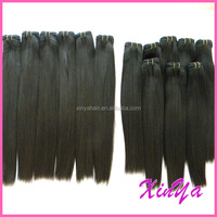 Top Quality Single Donor Virgin Hair Weave Factory Supply first class remy hair
