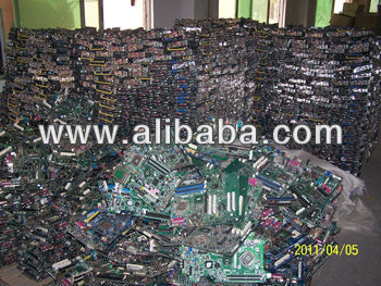 Scrap Motherboard And Cpu
