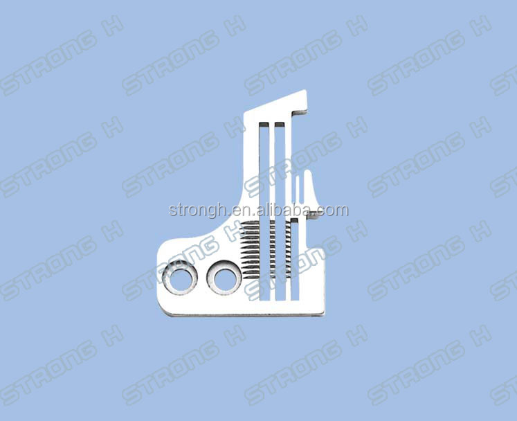 Gauge set for pegasus overlock sewing machine L52-13 spare parts 202554E 204676-BF 208078-BF 208730/208731/208525 208905