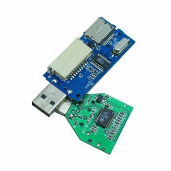 8gb Flash Drive Bluetooth Circuit Board SD Aux PCBA Sound Card USB PCB
