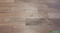 unfinished American walnut engineered hardwood flooring plank