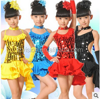 Best Selling Sequin Swallowtail Western Dance Costume Girls , Buy Western  Dance Costume Girls,Dance Costumes Girls Product on Alibaba.com